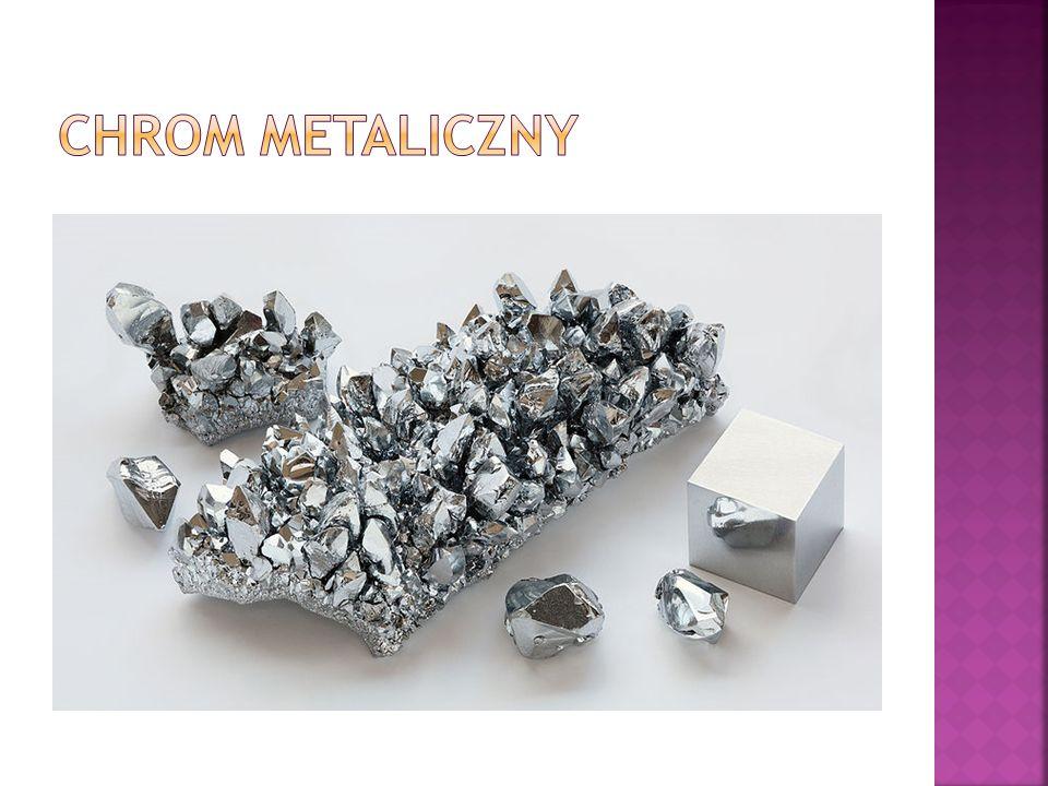 Chrom Metaliczny