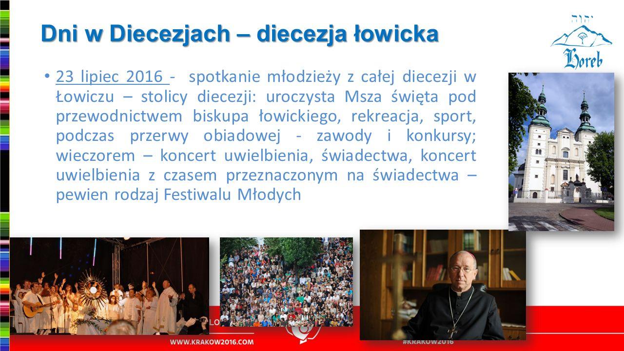 Dni w Diecezjach – diecezja łowicka