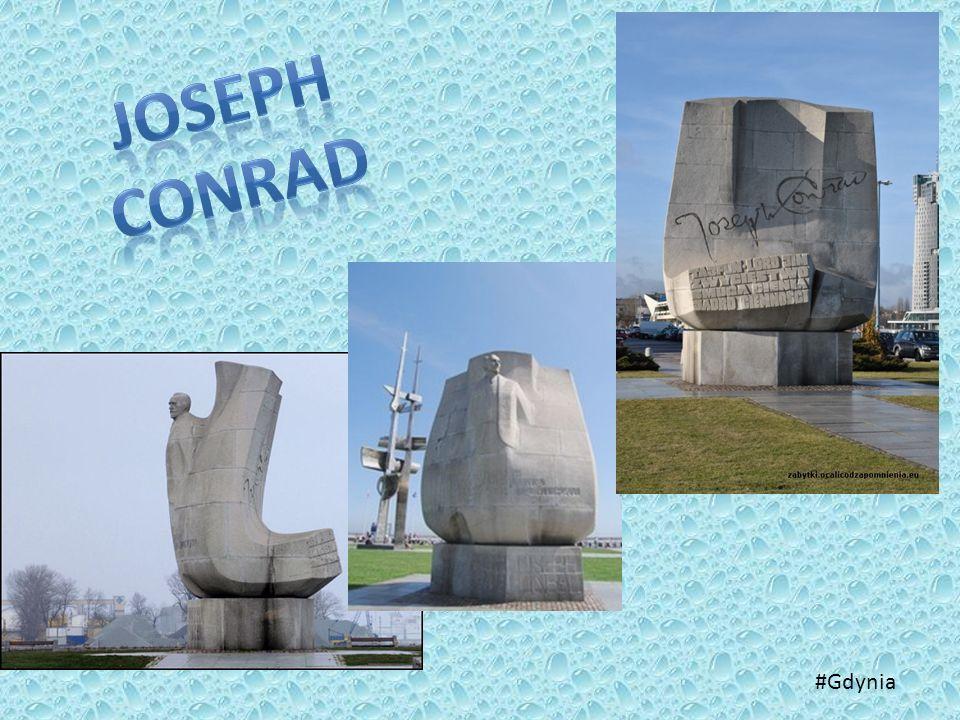 Joseph CONRAD #Gdynia