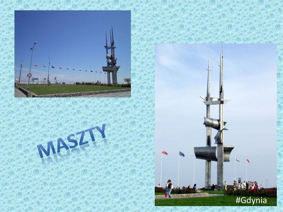MASZTY #Gdynia