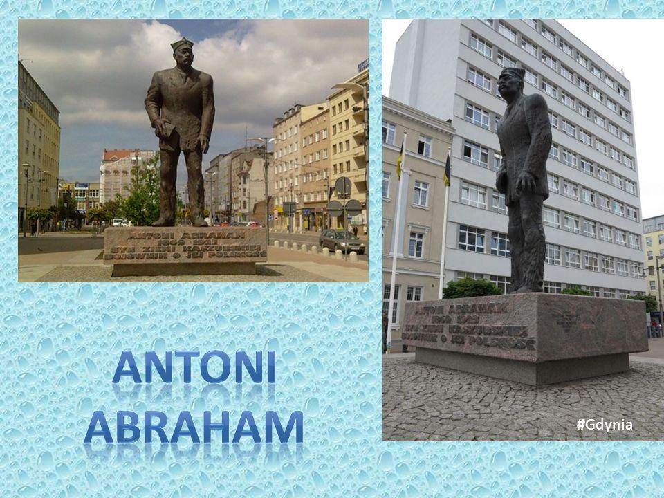 Antoni abraham #Gdynia