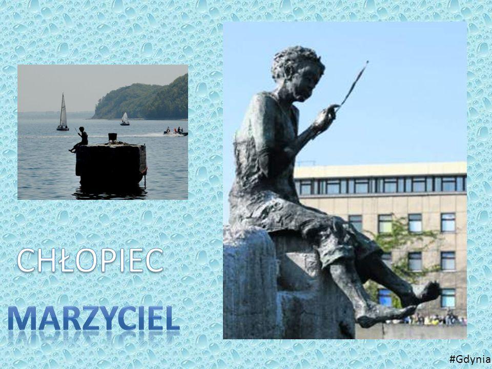 CHŁOPIEC MARZYCIEL #Gdynia