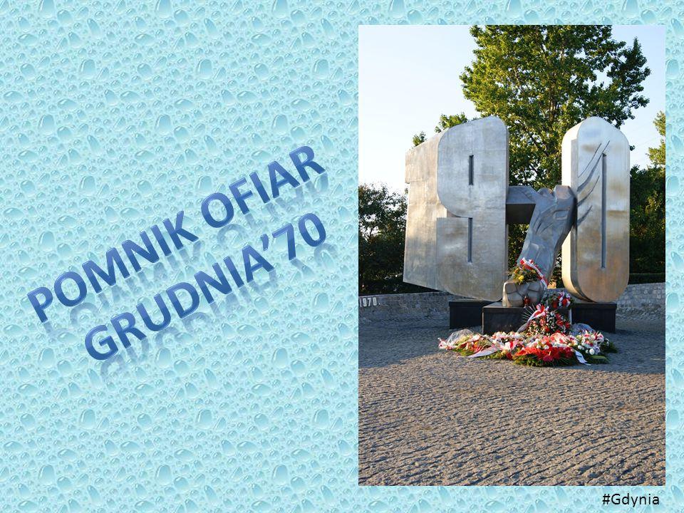 Pomnik ofiar grudnia'70 #Gdynia