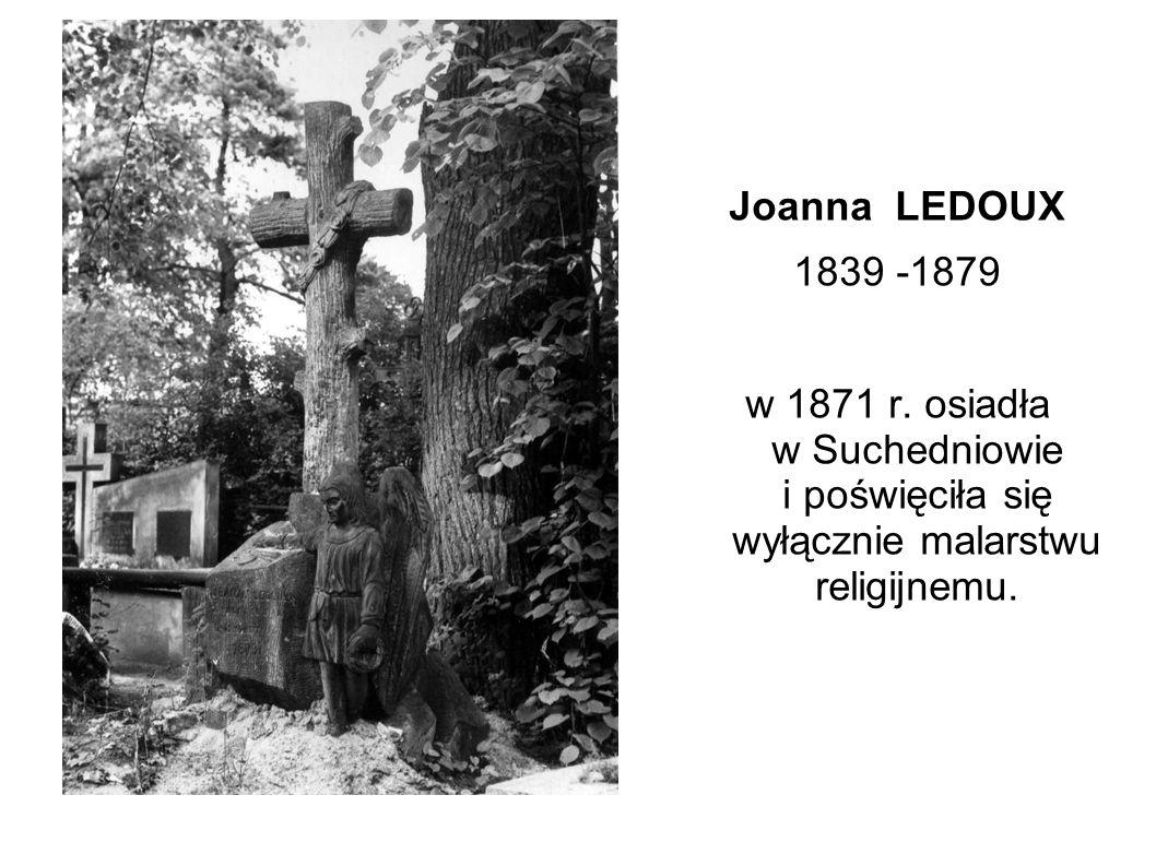 Joanna LEDOUX 1839 -1879 w 1871 r.