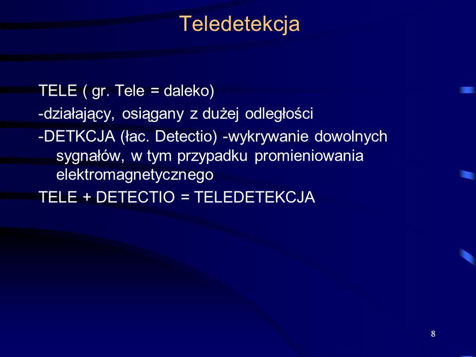Teledetekcja