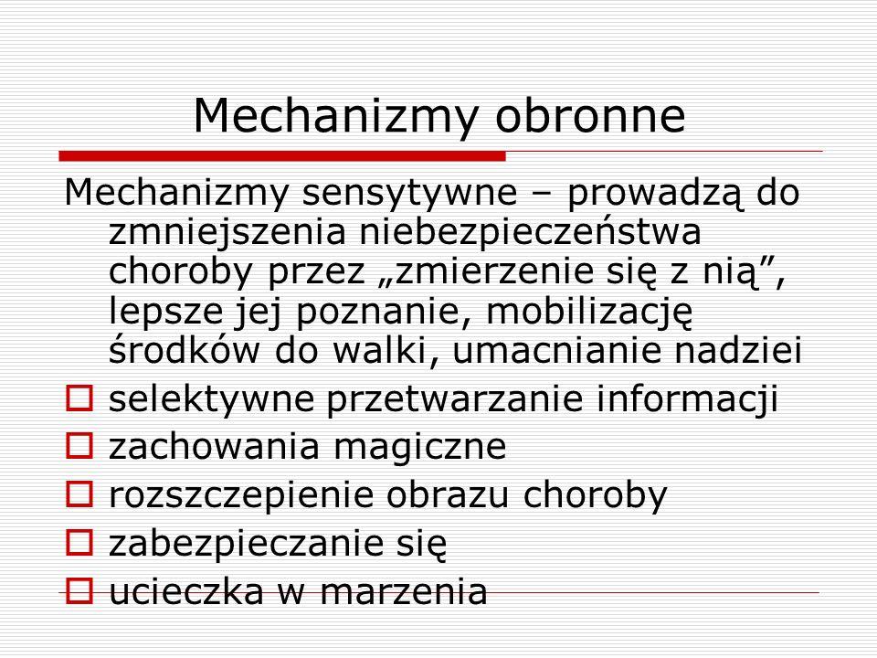 Mechanizmy obronne