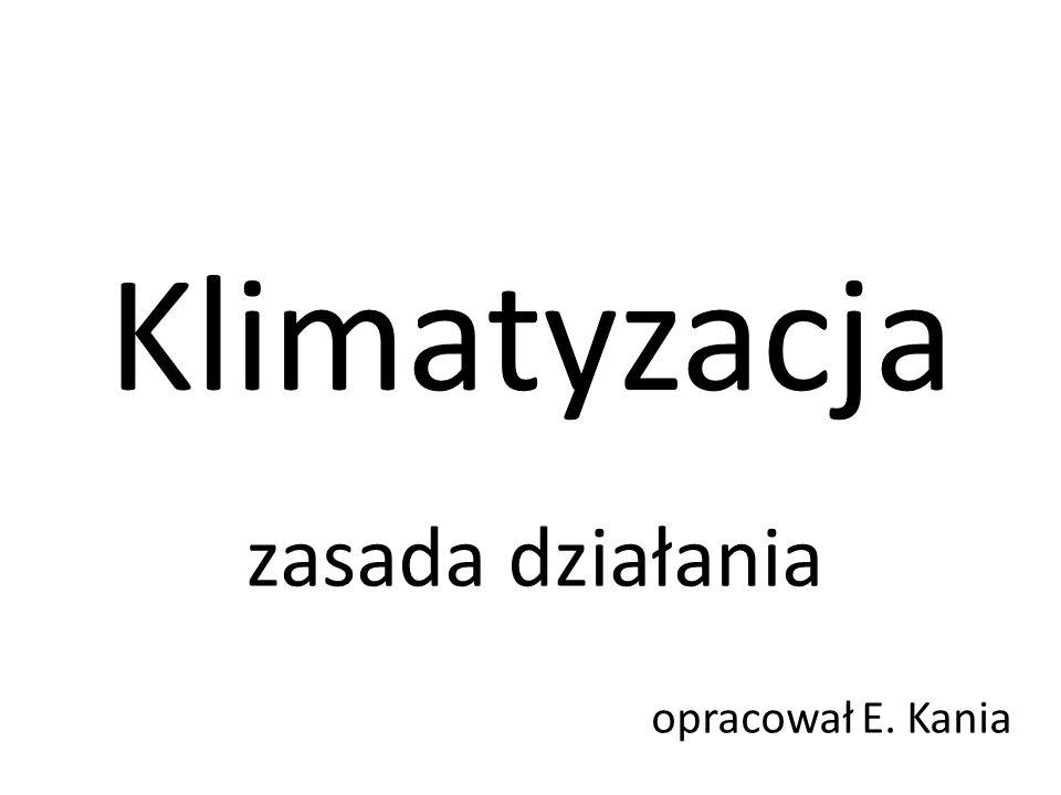 zasada działania opracował E. Kania
