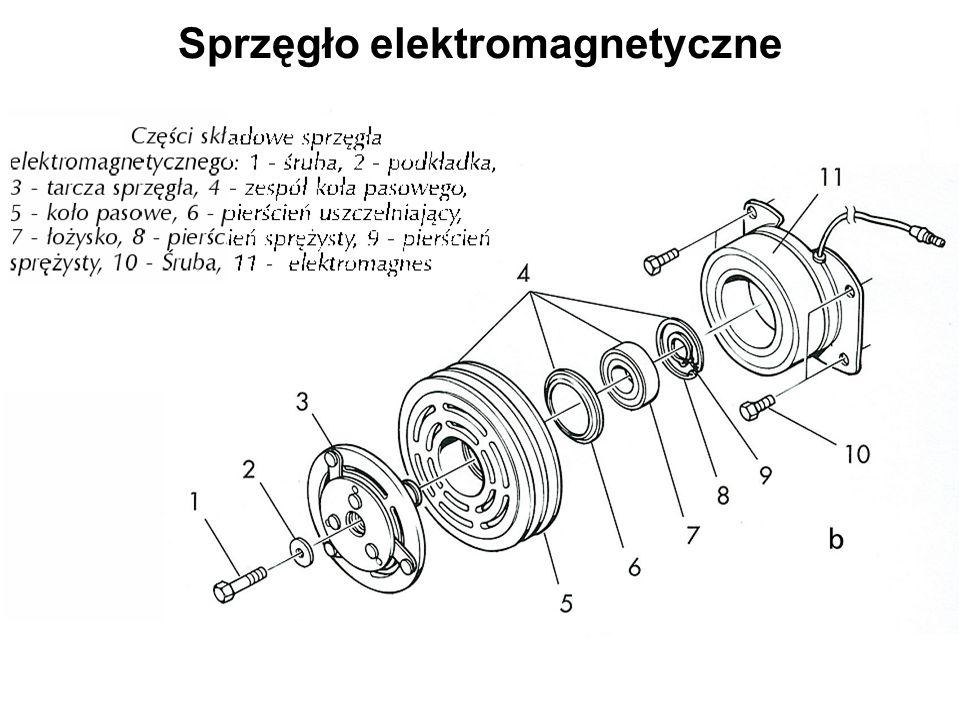Sprzęgło elektromagnetyczne