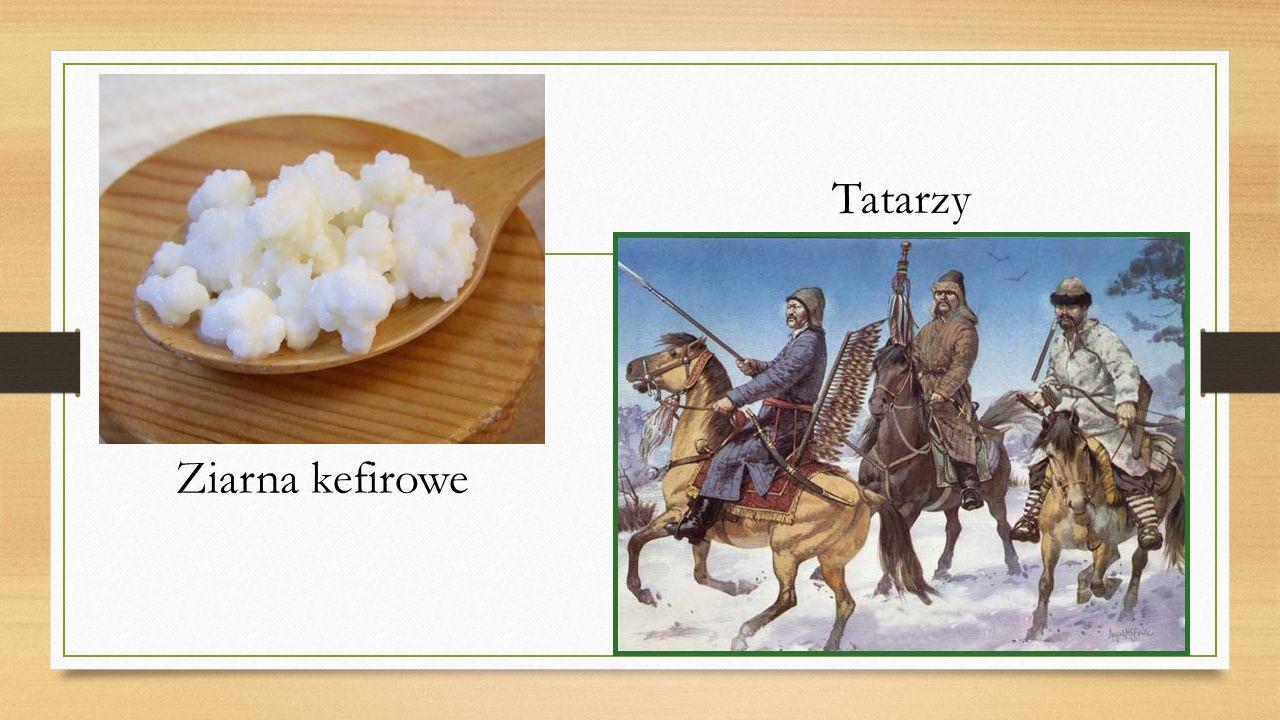 Tatarzy Ziarna kefirowe