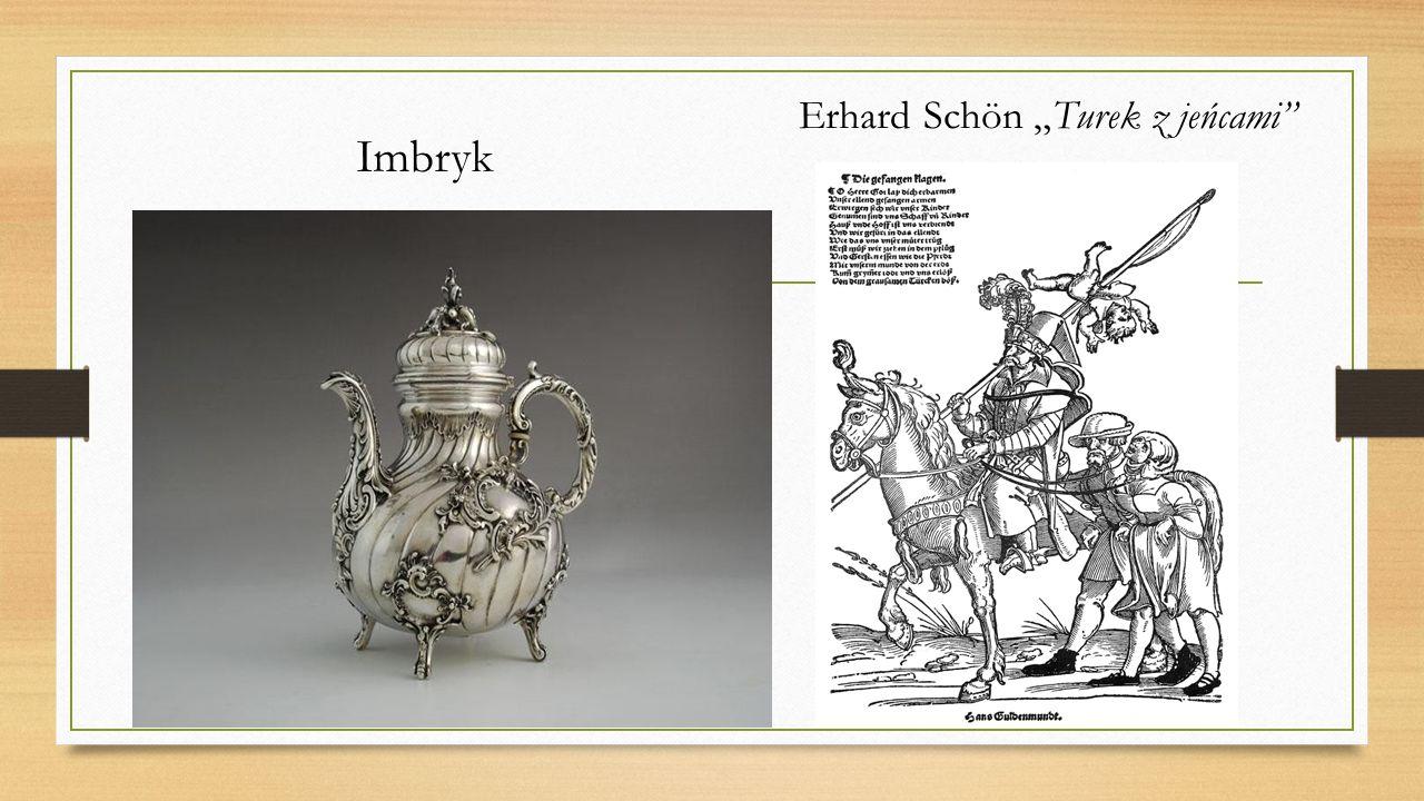 "Erhard Schön ""Turek z jeńcami"
