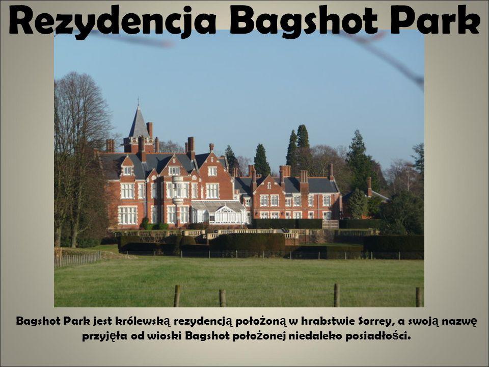 Rezydencja Bagshot Park