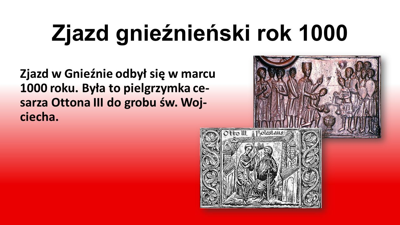 Zjazd gnieźnieński rok 1000