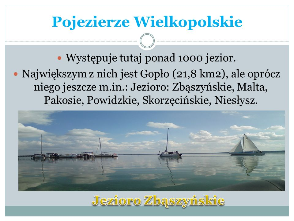 Pojezierze Wielkopolskie