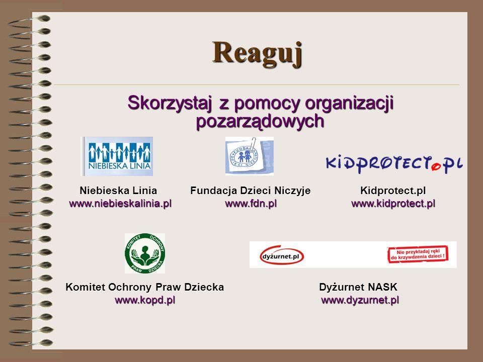 Fundacja Dzieci Niczyje Komitet Ochrony Praw Dziecka