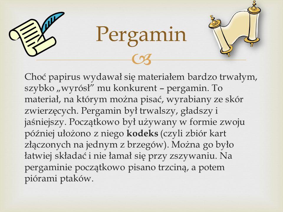 Pergamin