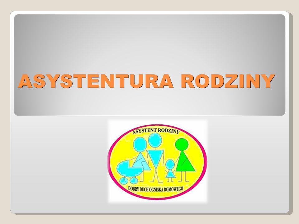 ASYSTENTURA RODZINY