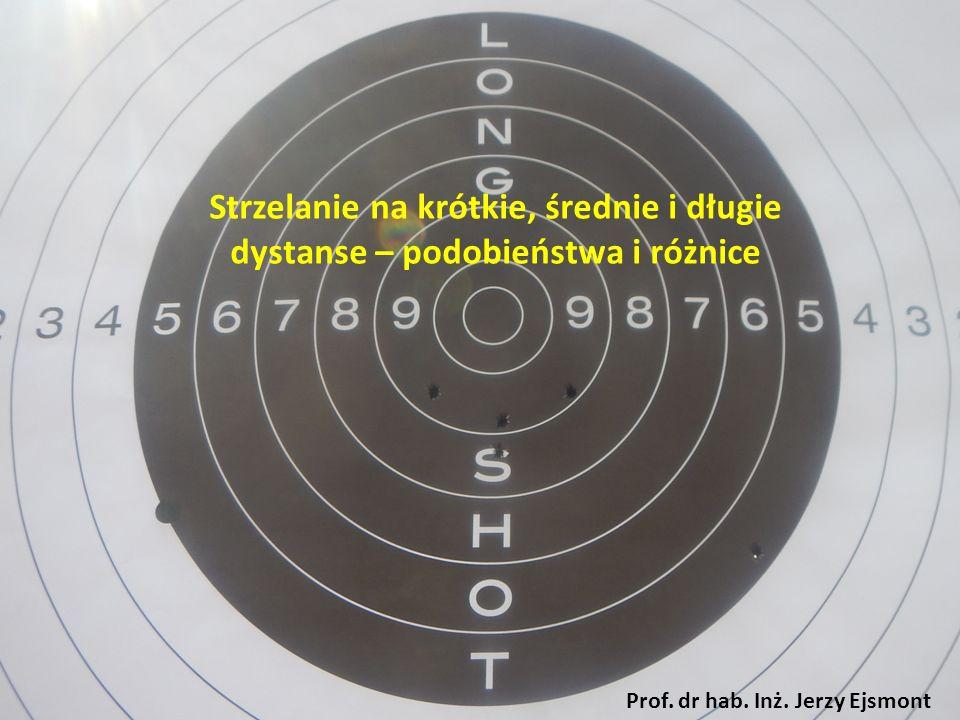 Strzelanie na krótkie, średnie i długie dystanse – podobieństwa i różnice