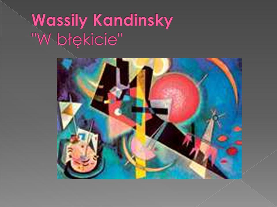 Wassily Kandinsky W błękicie