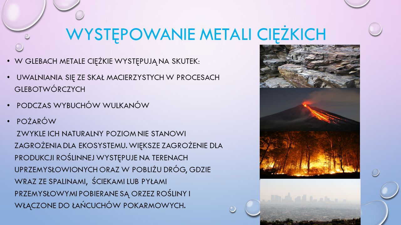 Przyczyny i skutki degradacji gleb ppt video online pobierz for Metali online