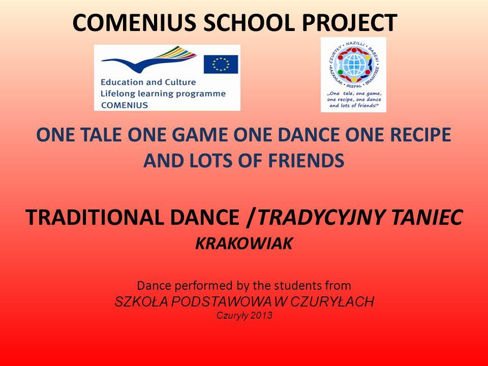 TRADITIONAL DANCE /TRADYCYJNY TANIEC