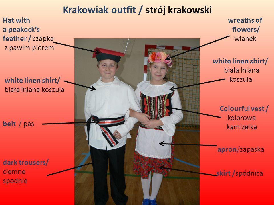 Krakowiak outfit / strój krakowski