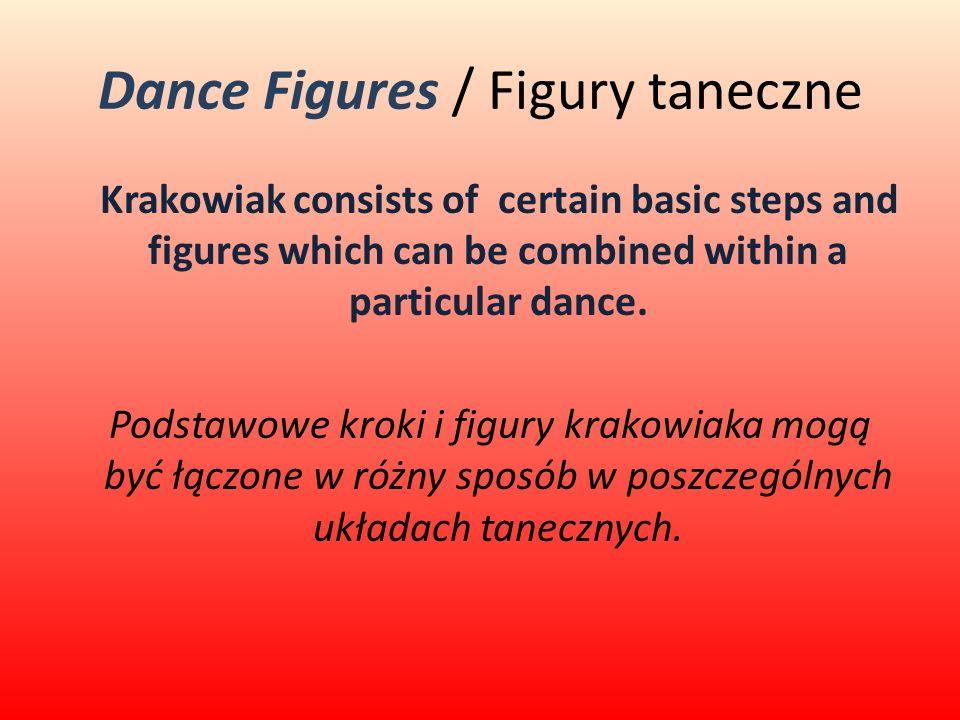 Dance Figures / Figury taneczne