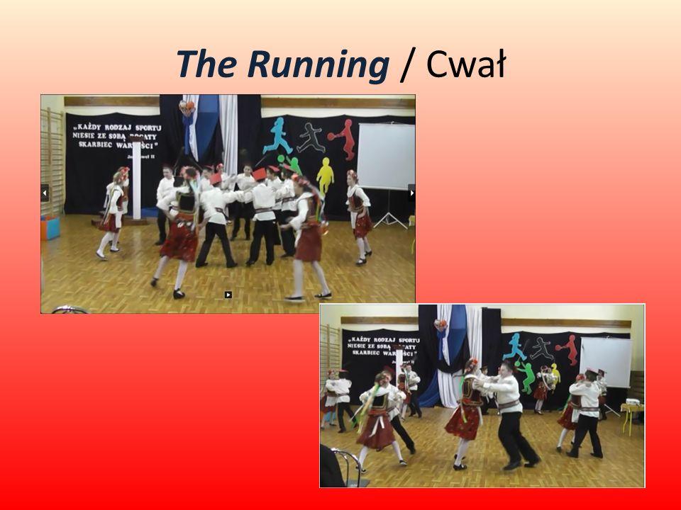 The Running / Cwał