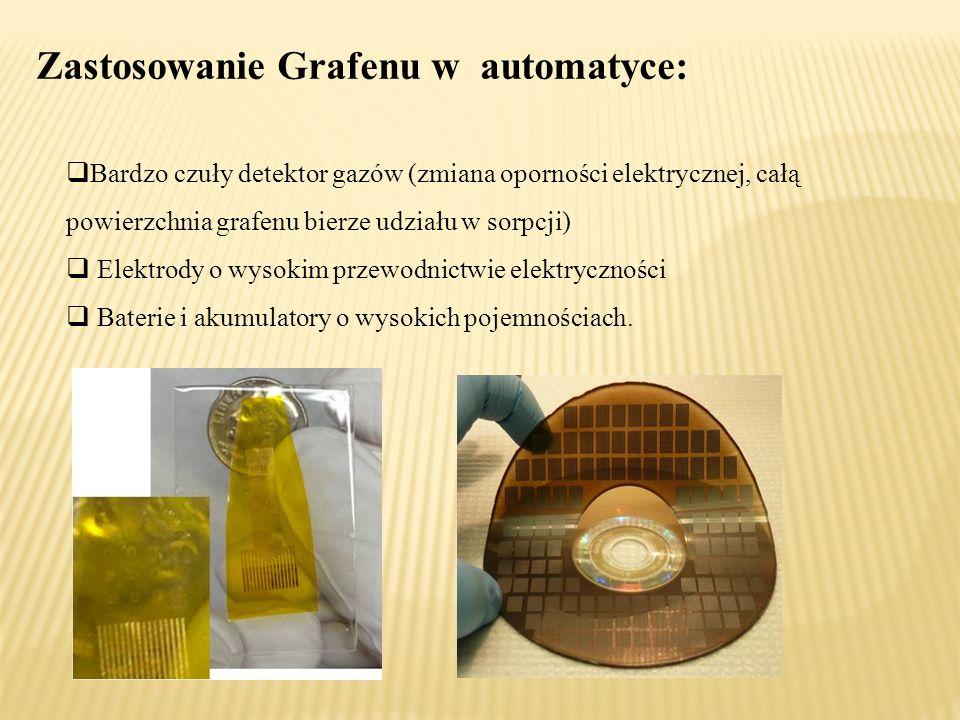 Zastosowanie Grafenu w automatyce: