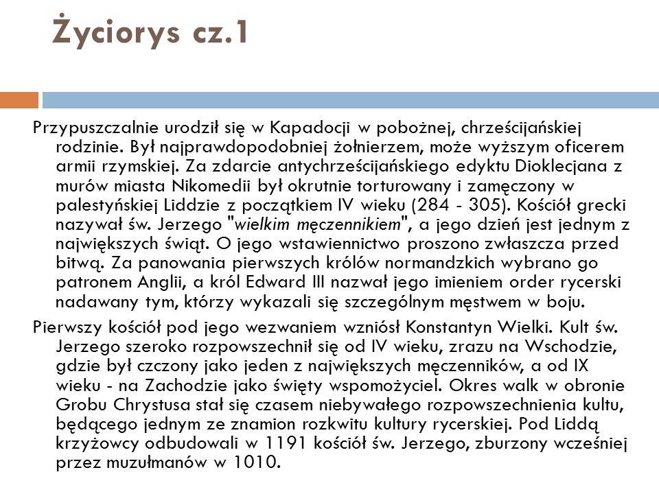 Życiorys cz.1