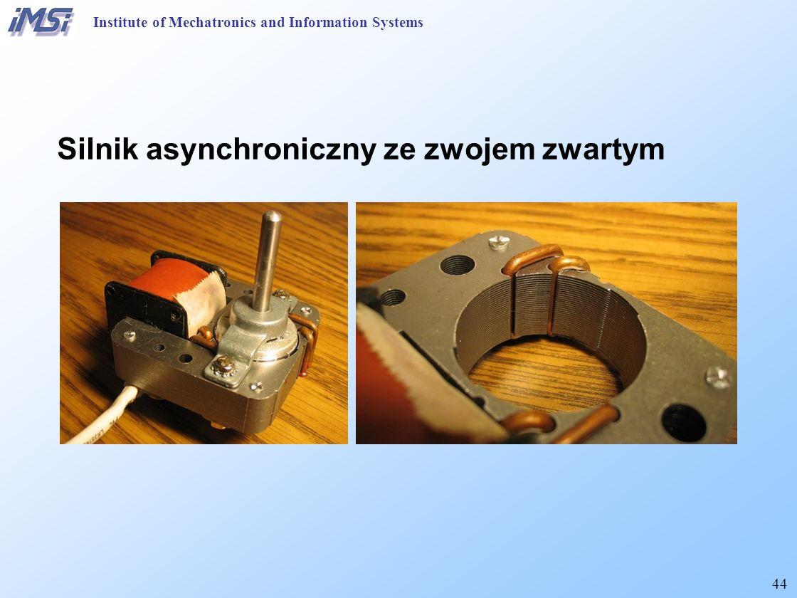 Silnik asynchroniczny ze zwojem zwartym