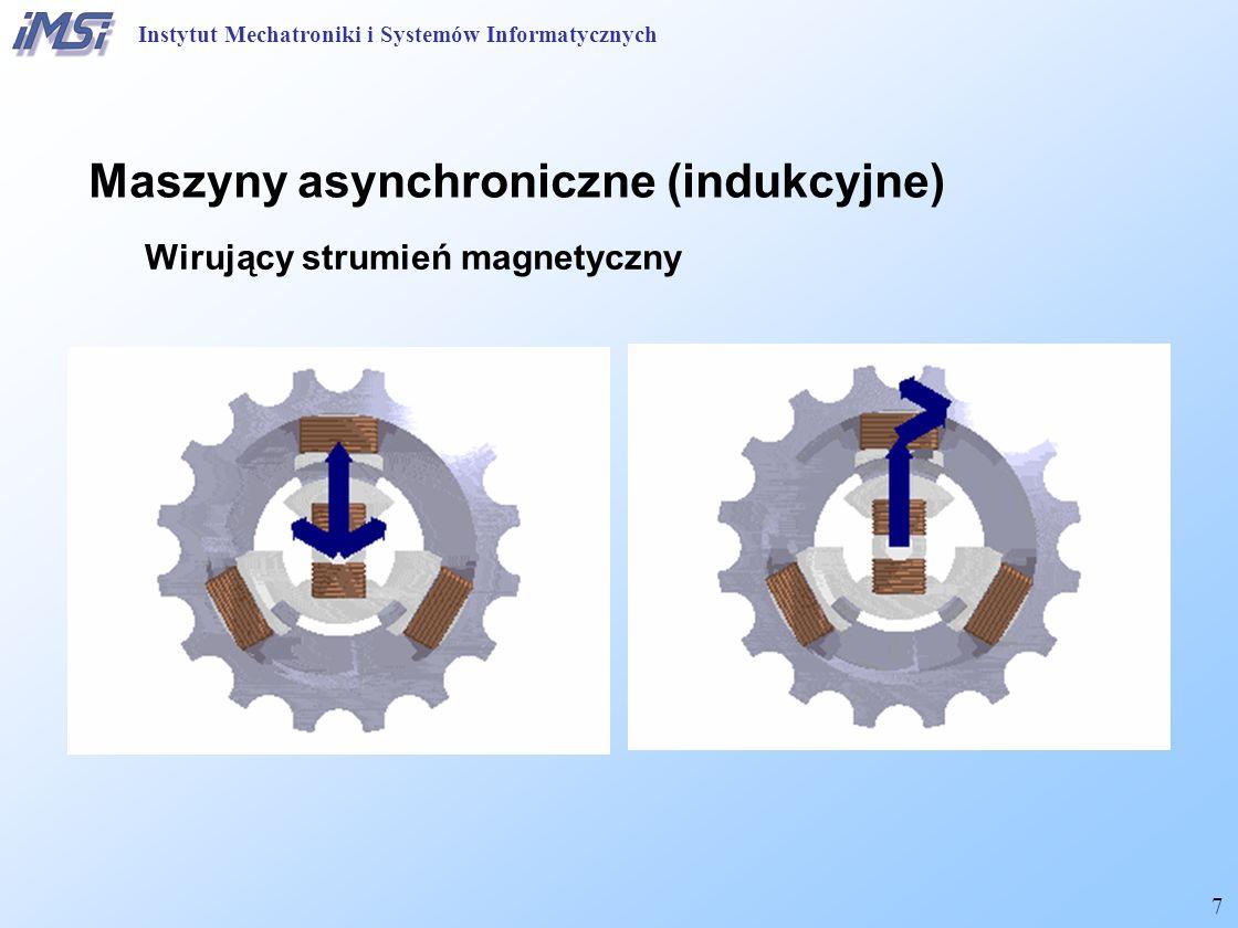 Maszyny asynchroniczne (indukcyjne)