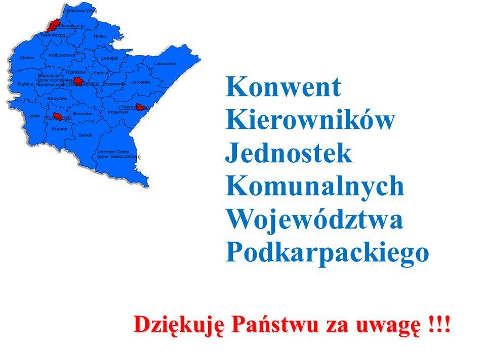 Konwent Kierowników Jednostek Komunalnych Województwa Podkarpackiego