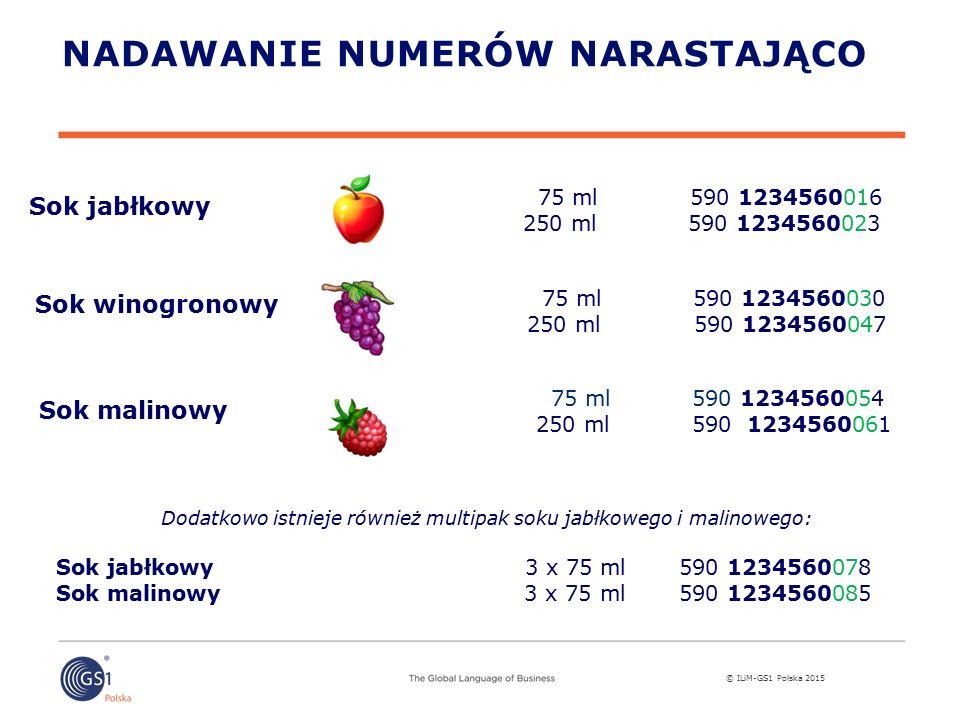 Dodatkowo istnieje również multipak soku jabłkowego i malinowego: