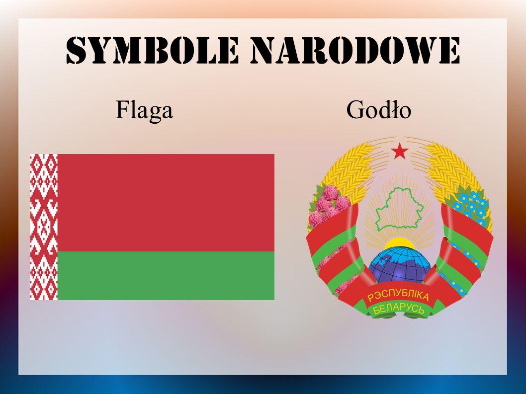 Symbole narodowe Flaga Godło