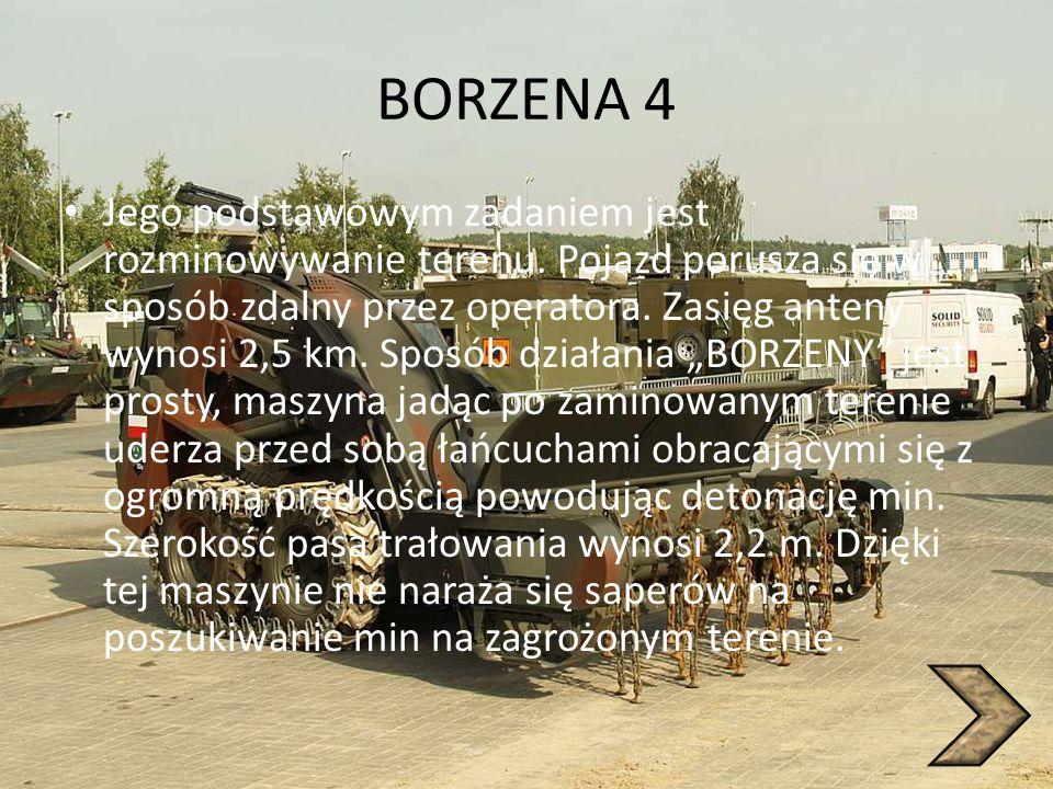 BORZENA 4
