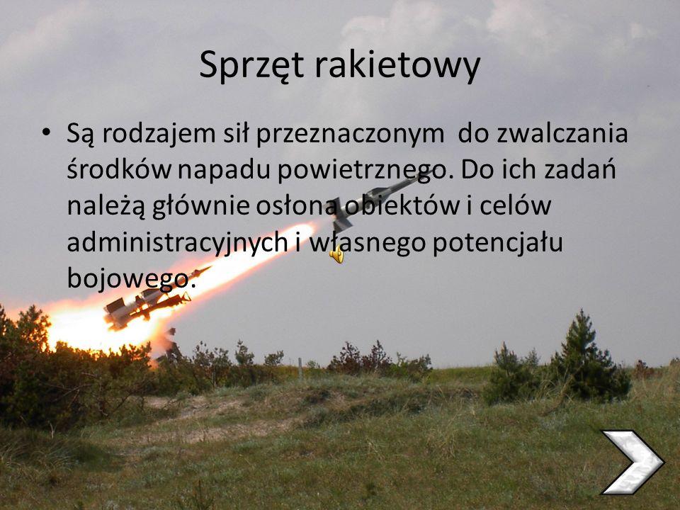 Sprzęt rakietowy