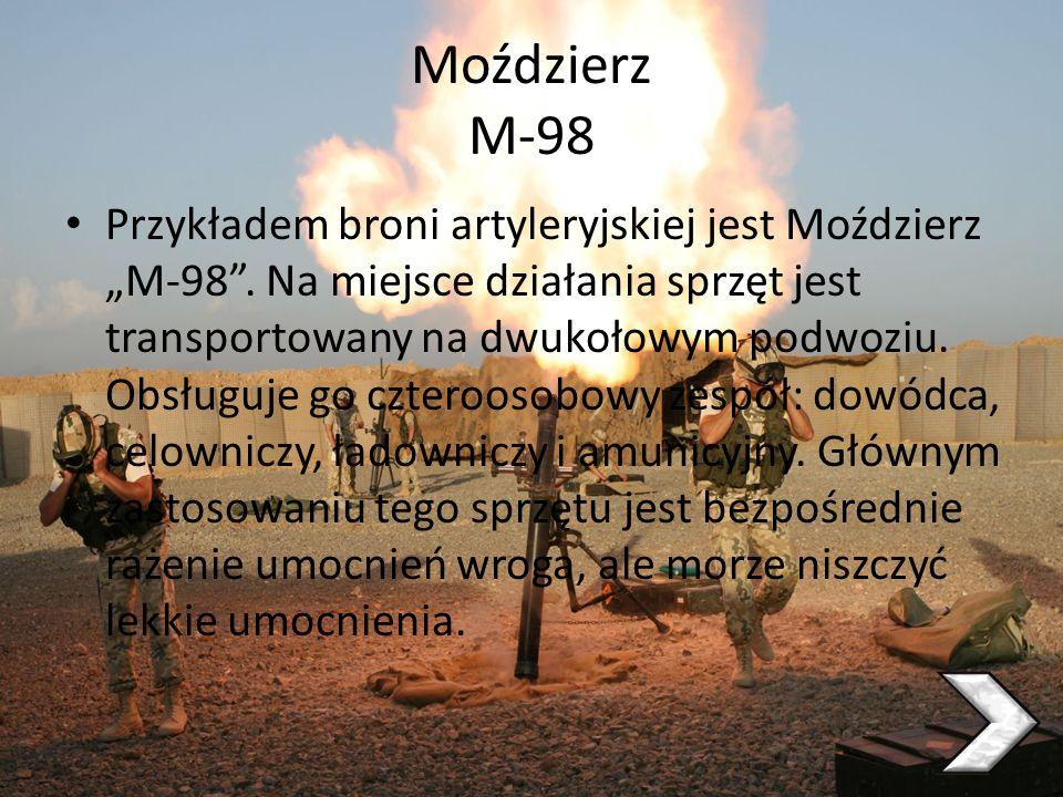 Moździerz M-98