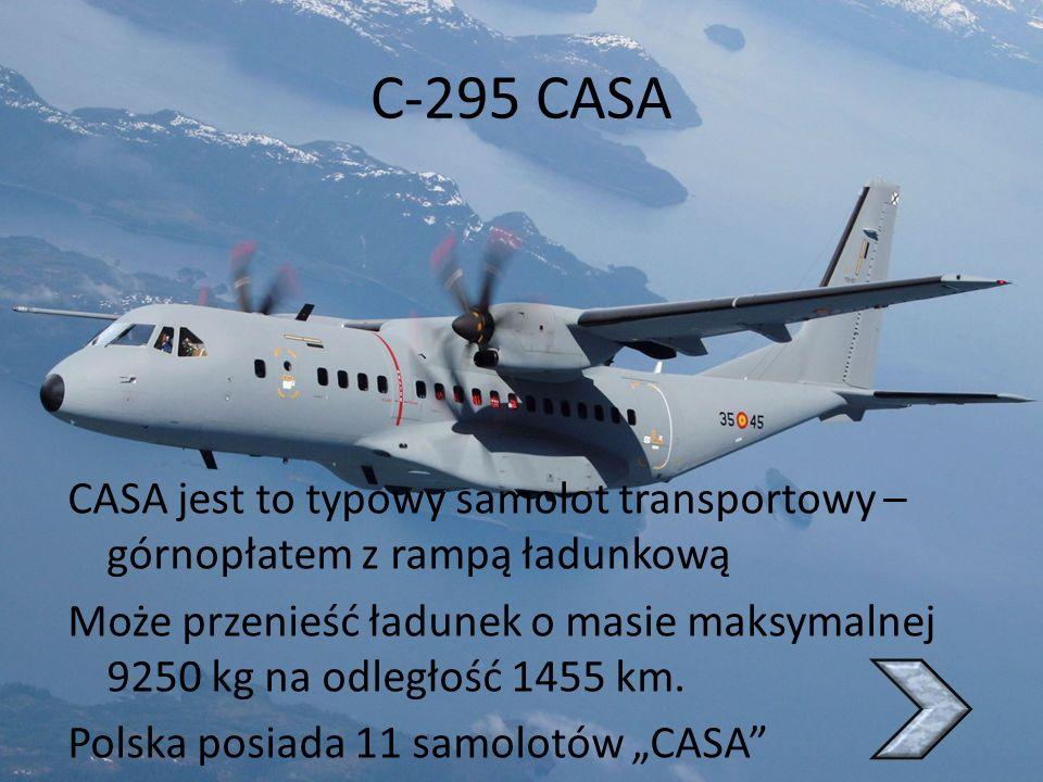 C-295 CASA