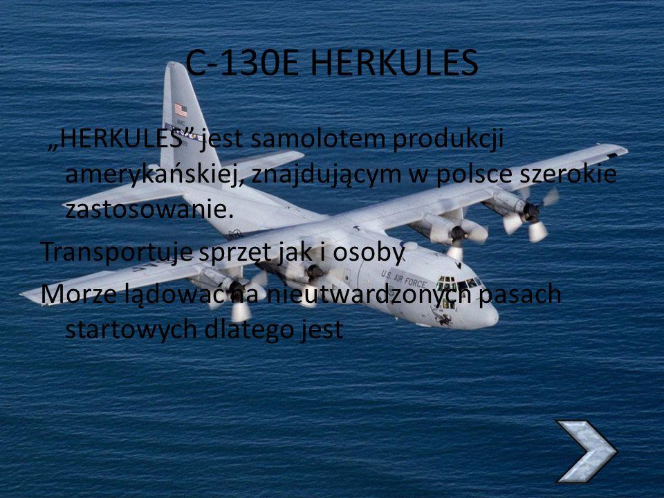 C-130E HERKULES