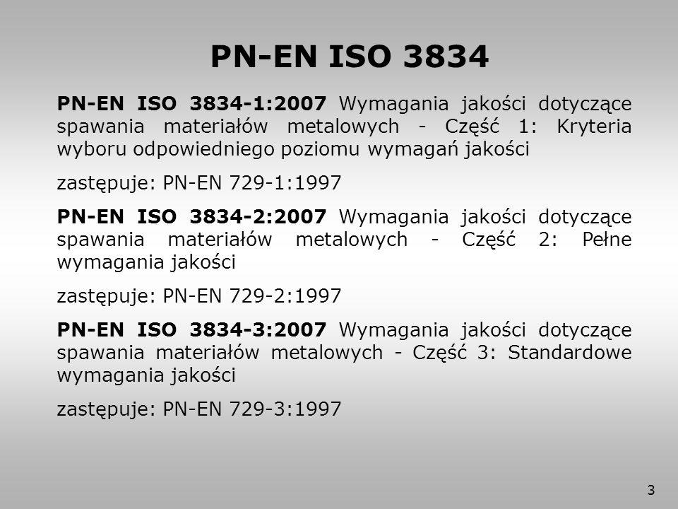 PN-EN ISO 3834