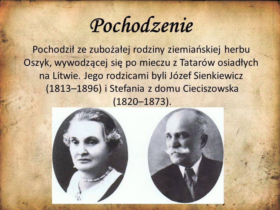 (1813–1896) i Stefania z domu Cieciszowska