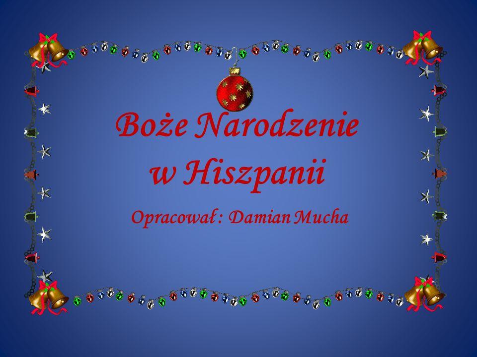 Boże Narodzenie W Hiszpanii Ppt Video Online Pobierz