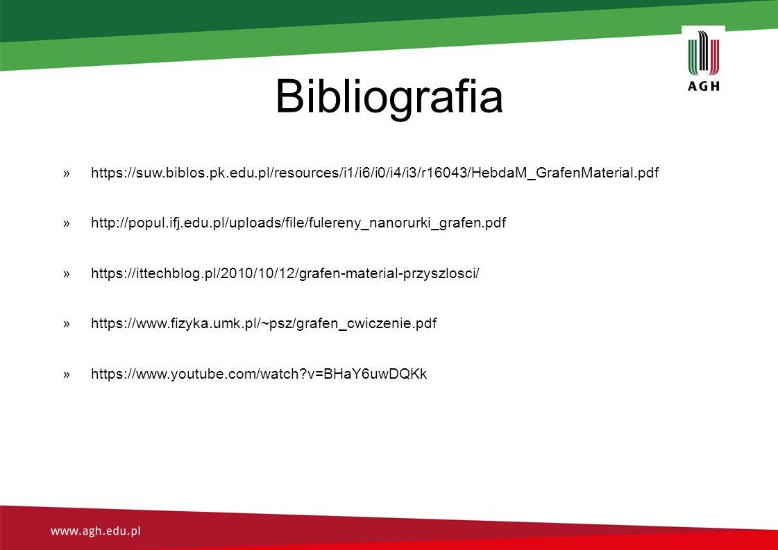 Bibliografia https://suw.biblos.pk.edu.pl/resources/i1/i6/i0/i4/i3/r16043/HebdaM_GrafenMaterial.pdf.