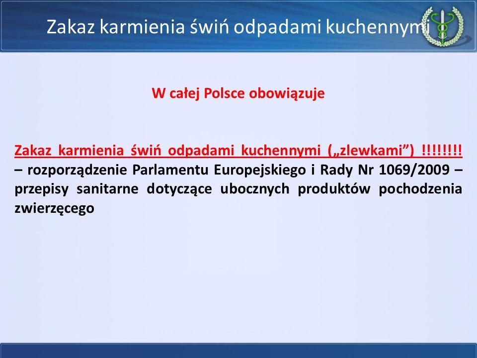 W całej Polsce obowiązuje