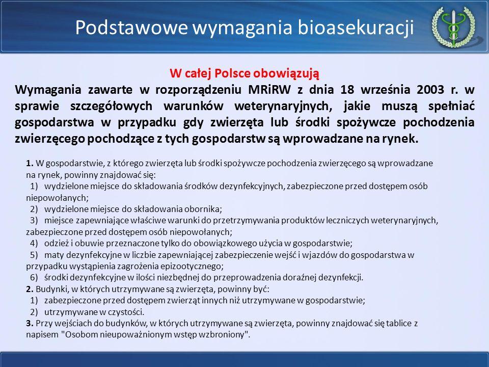 W całej Polsce obowiązują