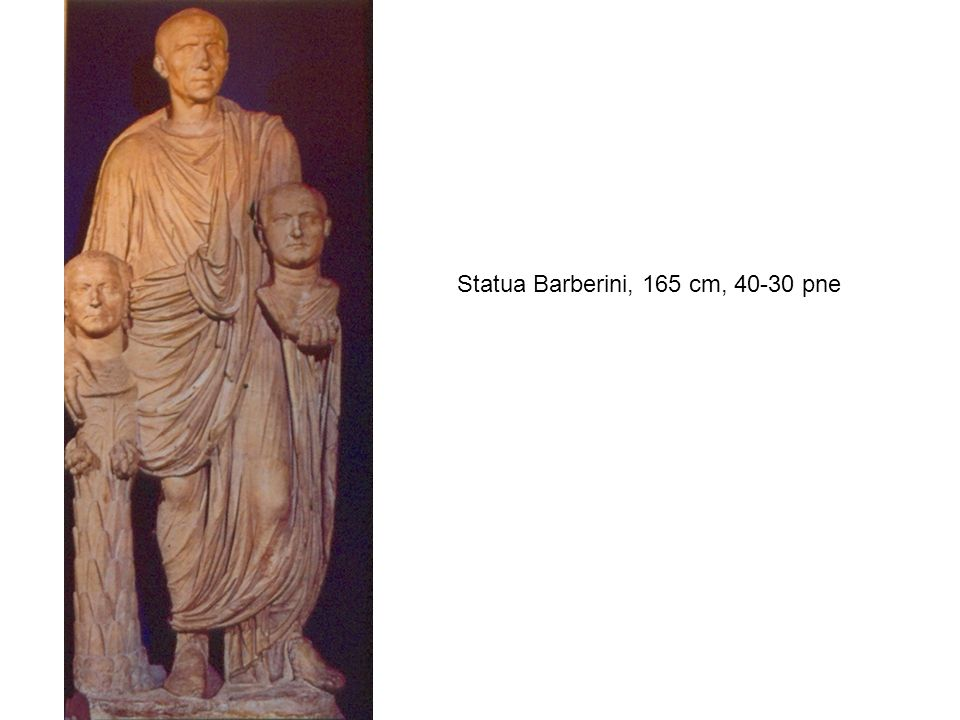 Statua Barberini, 165 cm, 40-30 pne