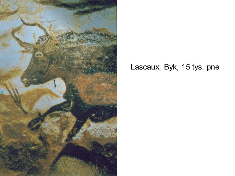 Lascaux, Byk, 15 tys. pne