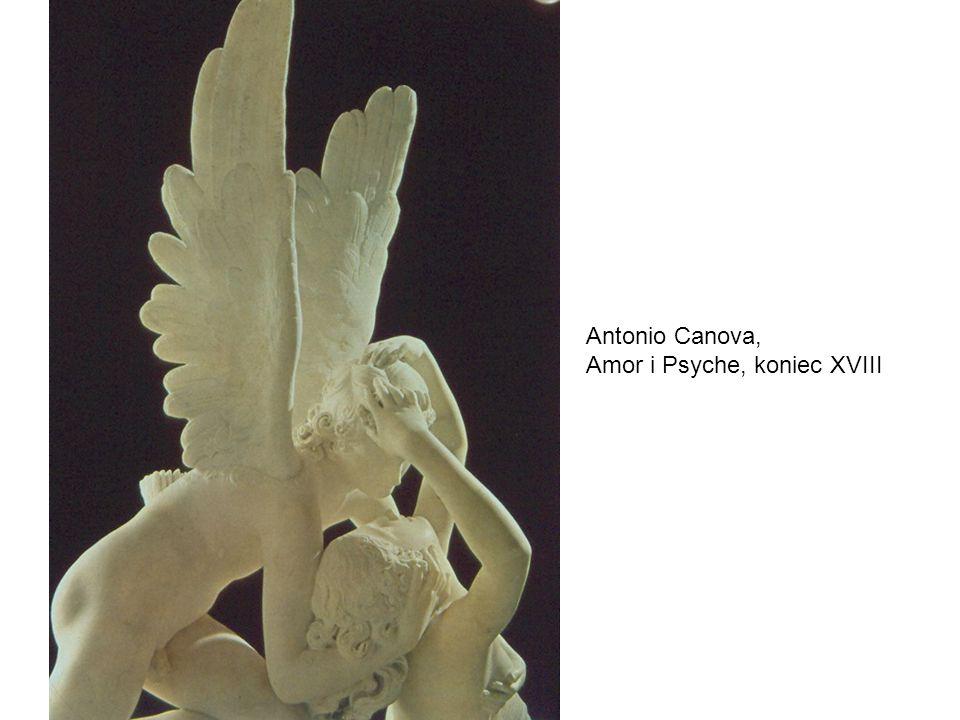 Antonio Canova, Amor i Psyche, koniec XVIII