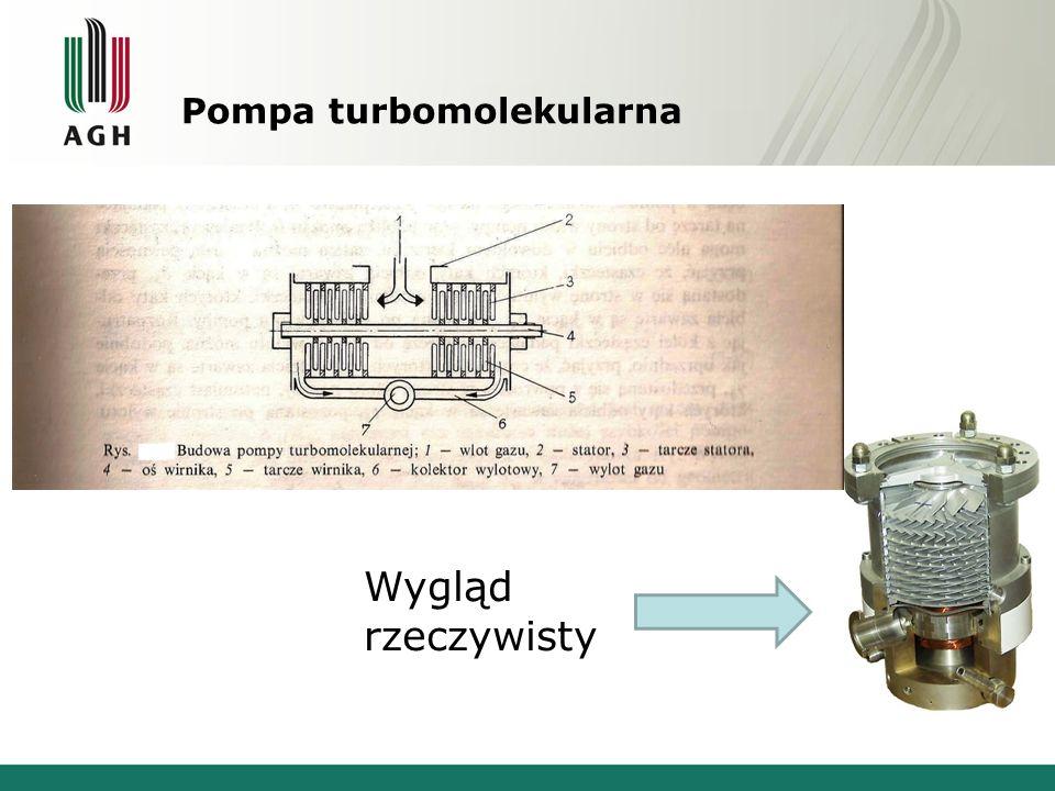 Pompa turbomolekularna