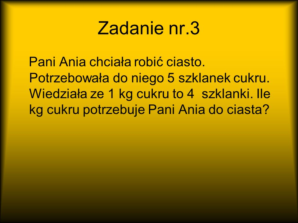Zadanie nr.3